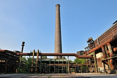 IRON AND STEEL WORKS INCLUDE SMELTING 、STEEL MAKING AND ROLLING MILL AND SO ON
