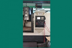 Vertical type machine tools MY-MV1060 and horizontal type machine tools XK714A-3