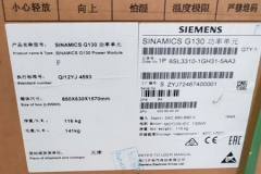 SIEMENS SINAMICS G130 POWER MODULE/UNIT (INVERTER)6SL3310-1GH31-5AA3