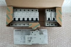 SIEMENS Air circuit Breaker 5SJ51 6A 、2A、3A 220v